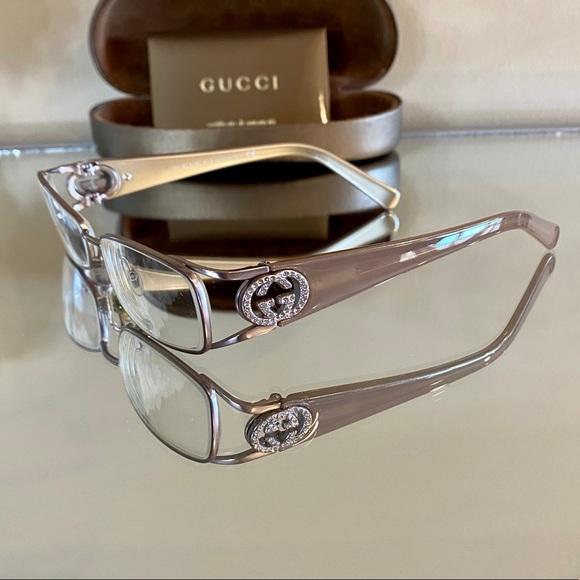 Gucci Eyeglasses - GG 2811 HJ1 Matte Pink